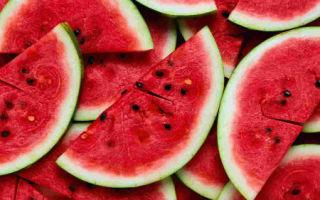 Ягода, фрукт или овощ — арбуз✔