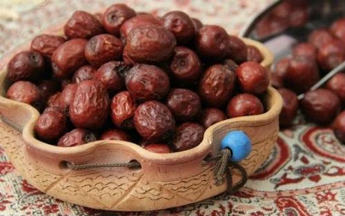 Сушеные плоды джиды